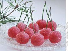 Зимняя вишня, или В Новый год - без хлопот! (десерт без выпечки)