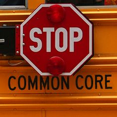 """Common Core is the national K-12 education standards that are being pushed on the states through the """"carrot"""" of federal education funds. Common Core approved standards and textbooks have been shown to promote the far-left, statist agenda to our children. Citizens across the nation are rising up in opposition to this massive nationalization of our education system. Sign this national petition to Stop Common Core in your state and oppose the nationalization of our education system."""