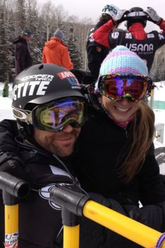 Nate Baumgartner, Hannah Kearney Telluride, Colorado, #TellurideWC, World Cup, Skiing, Snowboarding, FIS
