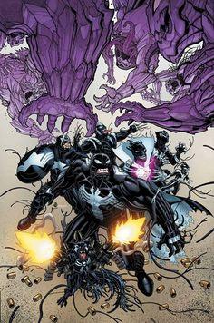 Venomverse by Iban Coello