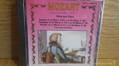 MOZART COLLECTION. VOL. 9. VER TÍTULOS EN DORSO. CD / DIVUCSA / PRECINTADO.
