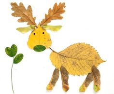 A Crafty Autumn Leaf Project for Kids (and Adults) : Parentables