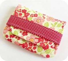 Card Wallets PDF Sewing Pattern Instant by michellepatterns - Permission to sell
