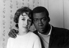 Notting Hill Couple, London, 1967A mixed-race couple, at a time when such relationships were relatively taboo. Phillips's image ended up on the cover of London Is The Place For Me, a compilation of British calypso and highlife from London label Honest Jon's
