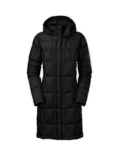 The North Face Women's Jackets & Vests WOMEN'S METROPOLIS PARKA...or something along these lines!