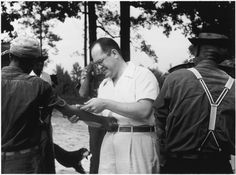 """""""The Tuskegee Study of Untreated Syphilis in the Negro Male"""" was a clinical study conducted between 1932 and 1972 in Tuskegee, Alabama in which 399 poor--and mostly illiterate--African American sharecroppers were denied treatment for syphilis. The individuals who enrolled in the study did not give informed consent and were not informed of their diagnosis; instead they were told they had """"bad blood"""" and could receive free medical treatment in return for participating. For many participants…"""