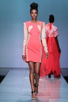 MBFW AFRICA 2013 - M Couture Collection. Credit: SDR Photo Couture Collection, Afro, Dresses For Work, Chic, How To Wear, Outfits, Style, Fashion, Shabby Chic