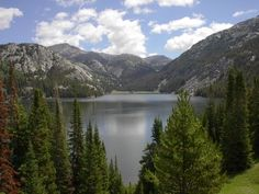 Lake Solitude, Big Horn Mountains, WY