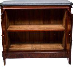19th Century English Regency Two-Door Cabinet 3
