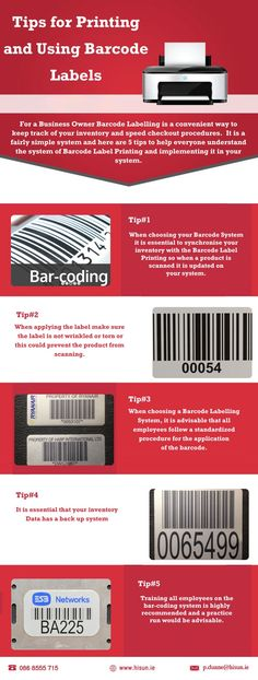Barcode Label printing is an excellent way to keep track of your entire inventory and ensure a smooth checkout process and easy workflow for your business. Label Printing, Barcode Labels, Keep Track, Asset Management, Custom Labels, Printing Services, Smooth, Coding, Business