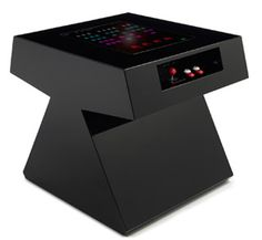The Stealth, A Modern Arcade Gaming Table, Comes With 60 Pre-installed Games.