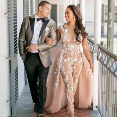 Stylish Celebrity Jumpsuit Prom Dress With Overskirt Sexy Sheer V-Neck Cap Sleeve Party Gowns 2018 Fashion See Through Evening Cocktail Dres Sheer Wedding Dress, African Wedding Dress, Sexy Wedding Dresses, Wedding Suits, Wedding Attire, Sexy Dresses, Wedding Gowns, Evening Dresses, Gold Wedding