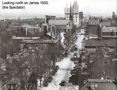 Old Pics Of Hamilton - SkyscraperPage Forum Hamilton Ontario Canada, The Spectator, Old Pictures, Places To Visit, San, City, Ottawa, Outdoor, Vintage Photos