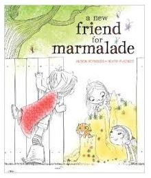 Book Review: A New Friend for Marmalade - pinned by @PediaStaff – Please Visit ht.ly/63sNtfor all our pediatric therapy pins