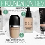Review: BECCA Luminous Skin Colour Ultra Sheer Foundation