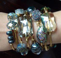 Bourbon and Bowties Pandora Bracelets, Pandora Jewelry, Wire Jewelry, Bangle Bracelets, Handmade Jewelry, Bangles, Jewelry Rings, Bourbon And Bowties, Jewelry Accessories