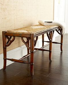 """""""Branches"""" Bench traditional-indoor-benches"""