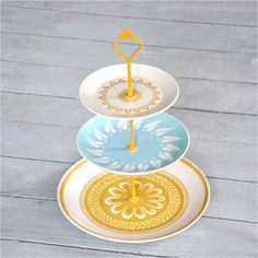 need to make for my jewelry ...Chandra Cake Stand now featured on Fab.