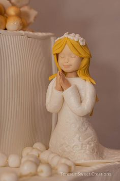HOLY FIRST COMMUNION CAKE — First Communion