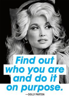 Dolly Parton // Draper James // Wise Words