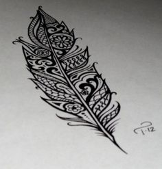 feather tattoo my sister and I plan on getting