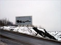 Zoe Strauss, Coal Billboard near Ellen Gowan, PA Robert Frank, Walker Evans, Street Photographers, Contemporary Photography, Magnum Photos, Billboard, Philadelphia, Poster Wall