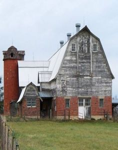 The fight to save old, rotting barns before they collapse and disappear from the…