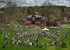 Mount Holyoke traditions
