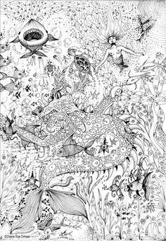 Watery Wonder World by Cherie Roe Dirksen