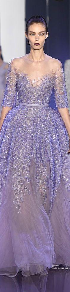 Ralph & Russo Couture Fall/Winter 2014-15 #HauteCouture