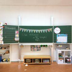 Zurück aus der Sommerpause gehts voller Freude ins neue Schuljahr- im neu bezogenen Klassenraum!  #classroom #dritteklasse #grundschule…