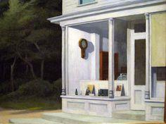 Jill Krementz covers Edward Hopper at the Whitney | New York Social Diary