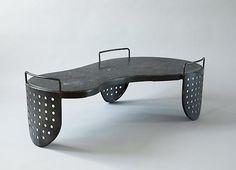 années 50,France, mobilier, Jean Royère, table Flaque