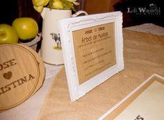 Lola Wonderful_Blog: Resumen boda Jose y Cris by LW