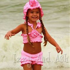 Chichanella Bella Pink Bubblegum Bathing Suit