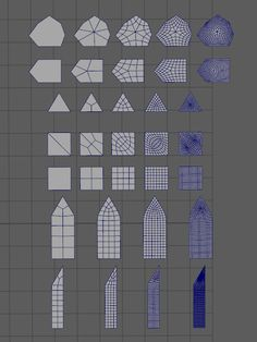 How The F*#% Do I Model This? - Reply for help with specific shapes - (Post attempt before asking) - Page 142 — polycount