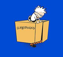 Calvin and Hobbes, Schrodinger style Schrodingers Cat, Cats, Funny Spongebob Memes, Funny Inspirational Quotes, Word Pictures, Geek Out, Calvin And Hobbes, Life Humor, Big Bang Theory