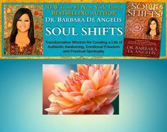 Are you ready for a rebirth? Please take a minute & read about how to make shifts that will change your life and receive valuable thank you gifts from me when you order SOUL SHIFTS today: http://barbaradeangelis.com/soul-shifts  My new book officially launches today and it's already an amazon.com bestseller! Learn practical tools for going beyond trying to control your life on the outside, to mastering it from the inside out. The shifts you've been waiting for are waiting for you!