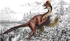 Dinosaur dubbed 'chicken from hell' was armed and dangerous