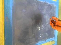 VENETIAN PLASTER VIDEO- burnishing