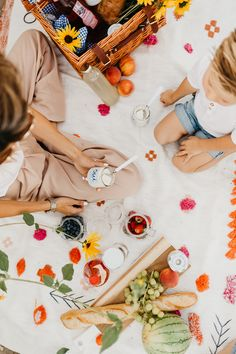 Christine Andrew shares one of her favorite ways to spend a summer evening and one of the best and easiest snacks for a family summer picnic.
