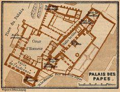 Avignon palais - Palais des papes d'Avignon — Wikipédia