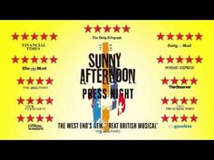 Sunny Afternoon the Musical - Press Night Trailer - YouTube