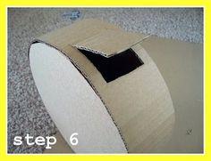 GREAT pull string pinata tutorial