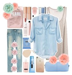 """""""Untitled #34"""" by ltylerrr ❤ liked on Polyvore featuring Juicy Couture, Reiss, Rebecca Minkoff, Lapcos, Charlotte Tilbury, Too Faced Cosmetics, KC Jagger, Linda Farrow, Clinique and philosophy"""