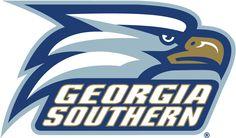 Georgia Southern Eagles Alternate Logo (2004) -