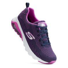 Skechers Skech-Air Extreme Awaken Women's Athletic Shoes, Drk Purple