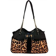 Petote Metro - Leopard Couture - BD Luxe Dogs & Supplies - 1