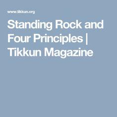 Standing Rock and Four Principles | Tikkun Magazine