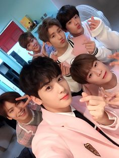 35 Trendy Baby Boy Congratulations Its A Korean Bands, South Korean Boy Band, K Pop, Divas, Oppa Gangnam Style, Astro Wallpaper, Lee Dong Min, Astro Fandom Name, Rapper